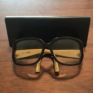 Fendi Glasses & Case